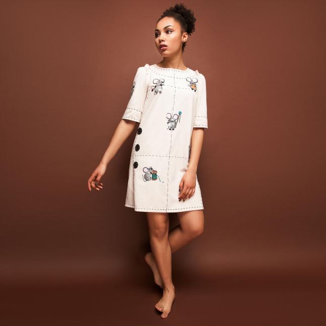 Фото - Модная одежда с индивидуальным подходом