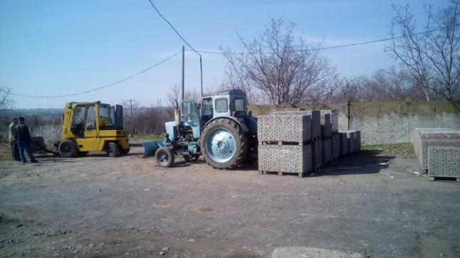 Фото - производство строительных материалов