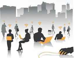 Фото - WiFi точка доступа к высокоскоростному интернету