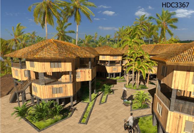 Фото - Компьютерная программа для визуализации жилых домов.