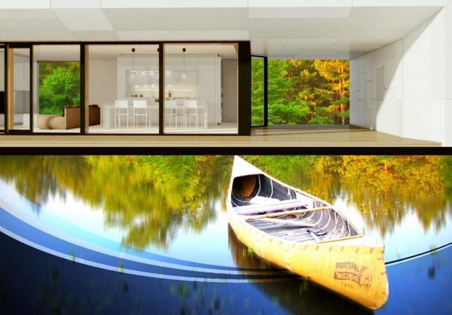 Фото - Отель на воде