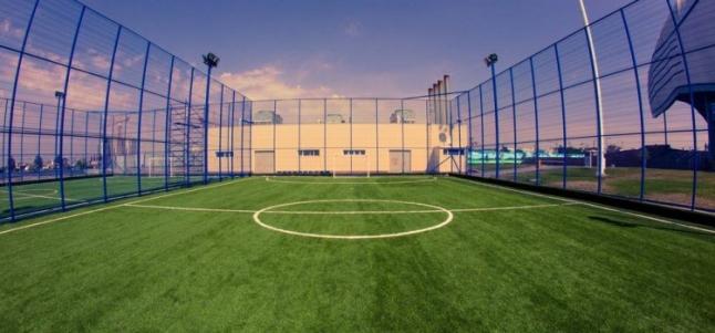 Фото - Предоставление в аренду почасово футбольного мини-поля