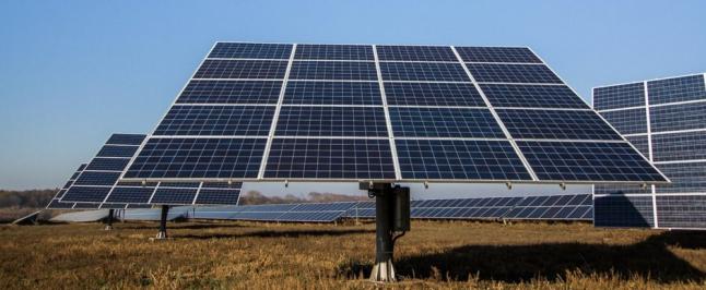 Фото - Солнечная энергия