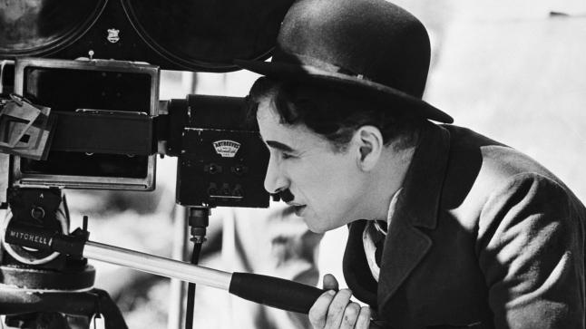 Фото - Barber shop Чарлі Чаплін