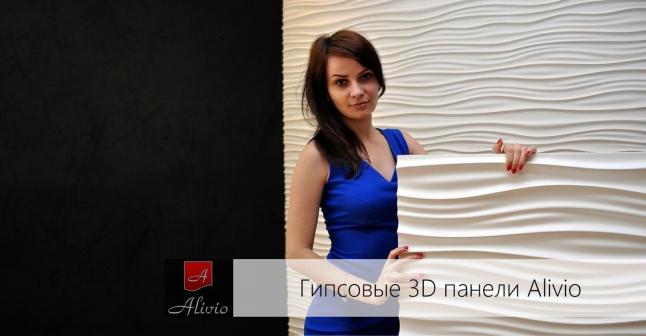 Фото - Производство и дистрибуция гипсовых 3D панелей
