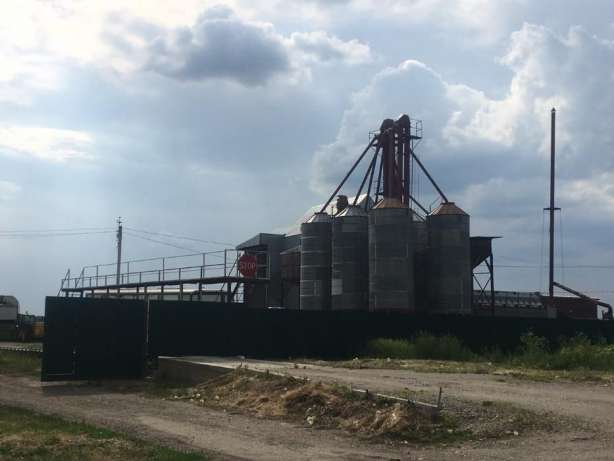 Фото - Зерносушильный комплекс (мини-элеватор)