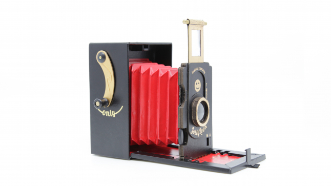 Фото - Jollylook - The first cardboard vintage instant camera