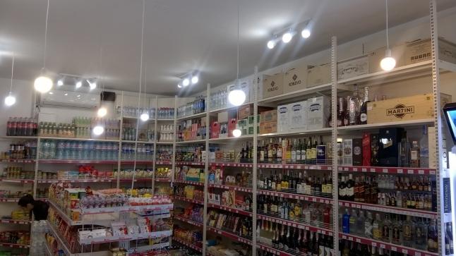 Фото - Продовольственный магазин в Аркадии. Одесса
