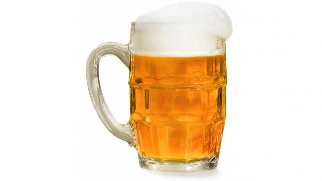 Фото - торговля пивом на вынос