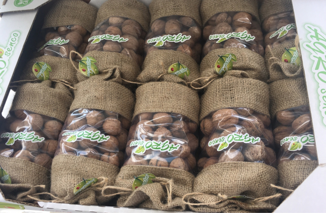 Фото - Производство фасованных грецких орехов в скорлупе