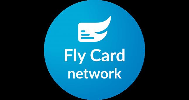Фото - Fly Card - сеть цифровых контактов