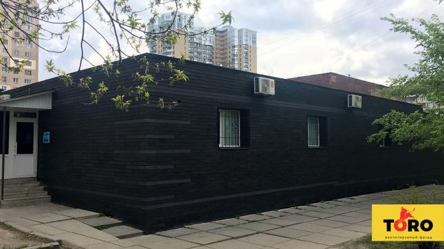 Фото - Вентилируемые фасады Toro