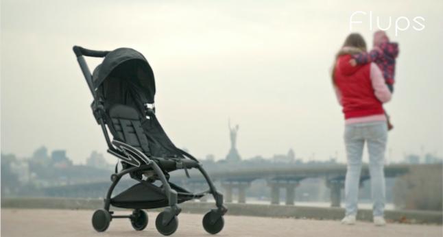 Фото - Самая функциональная детская коляска в мире