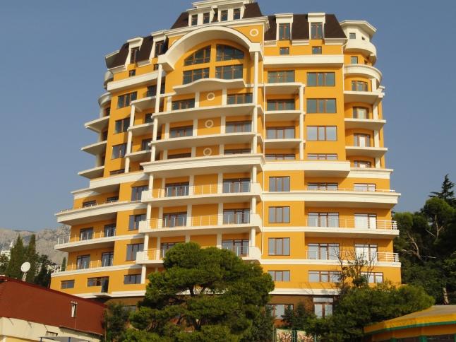Фото - Апартаментный комплекс в Мисхоре