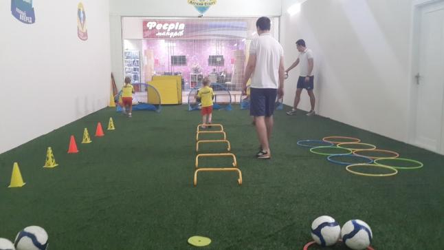 Фото - Детский спортивный клуб, детский сад