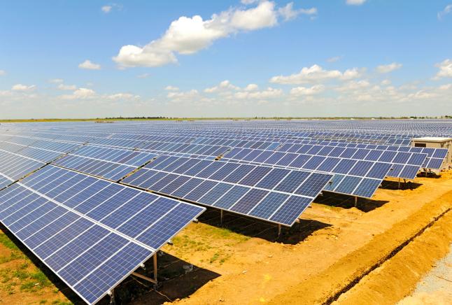 Фото - Сонячна електростанція 5,5 МВт імені Кузьми Скрябіна