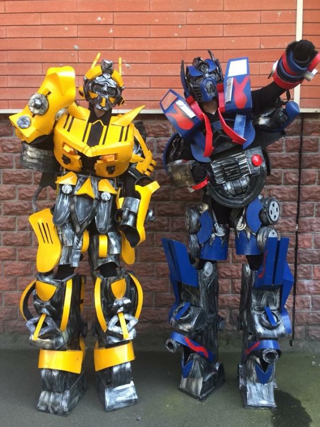 Фото - Продажа двух костюмов около 3 метра высотой