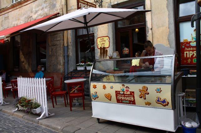 Фото - Забезпечення львівян смачним ваговим львівським морозивом