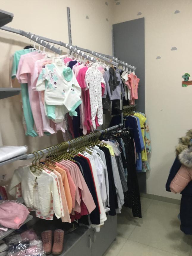 Фото - Магазин дитячого одягу