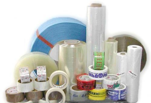 Фото - Клейкие ленты и промышленные упаковочные материалы