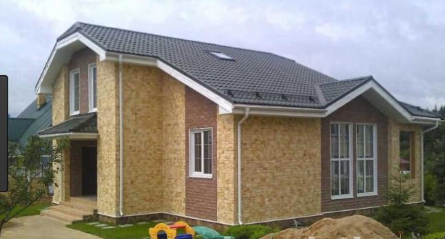 Фото - строительство частного дома по новым технологиям