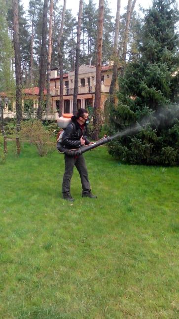 Фото - Швидка допомога саду