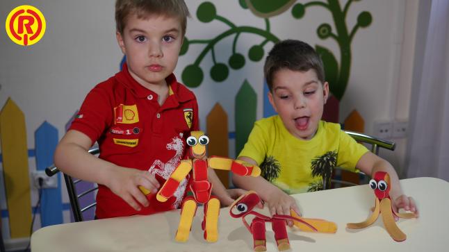 Фото - Производство уникальных развивающих детских конструкторов