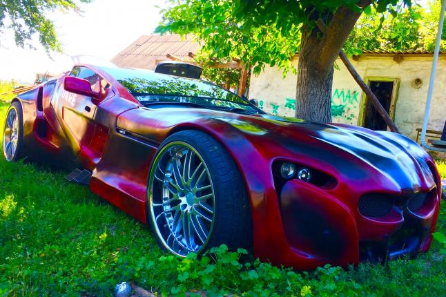 Фото - Создание и дизайн авторских автомобилей