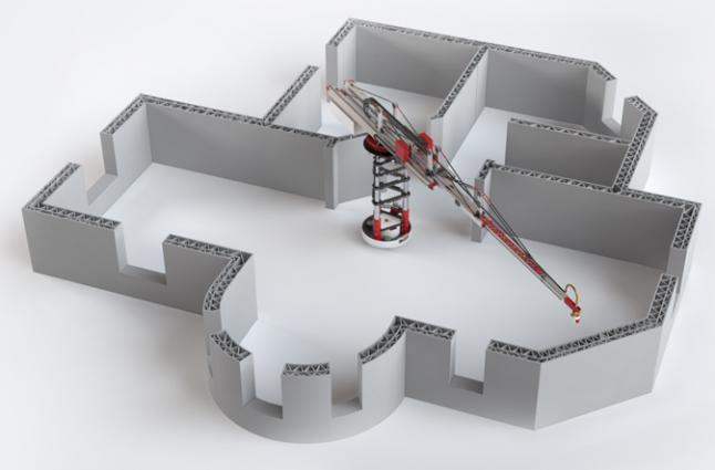 Фото - Производство строительных 3Д принтеров