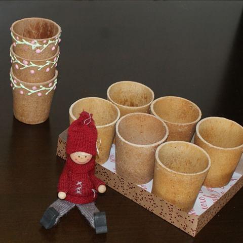 Фото - Съедобные стаканы для Кофе