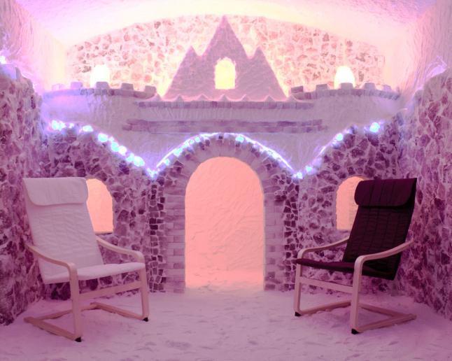 Фото - Соляная комната и кофейня