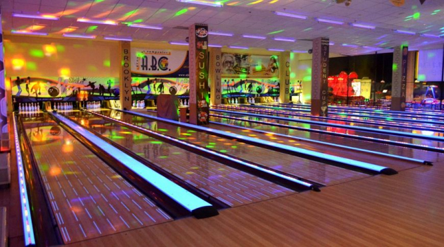 Фото - Bowling club for the whole family