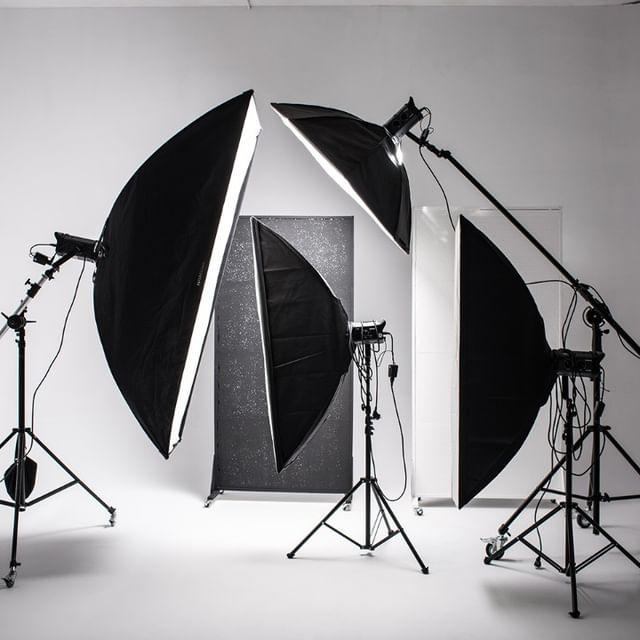 Фото - Новая фотостудия, циклорама, интерьер, оборудование.