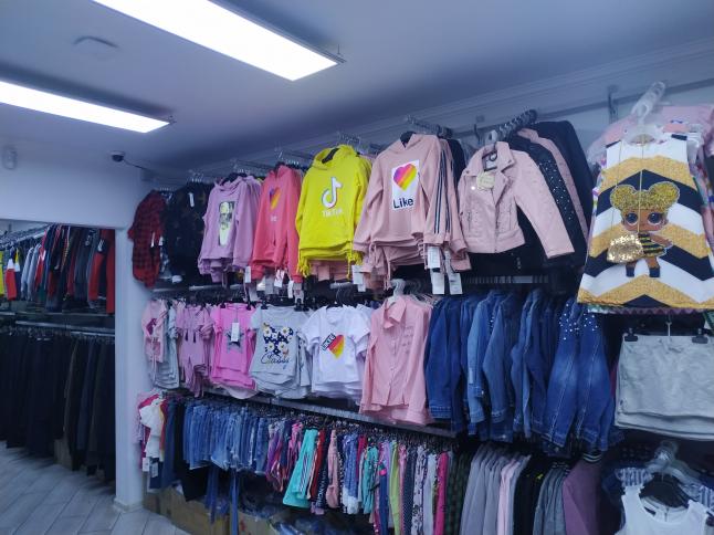 Фото - KIDZone магазин детской одежды