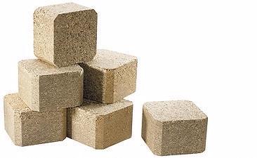 Фото - Производство прессованого блока для деревянных поддонов