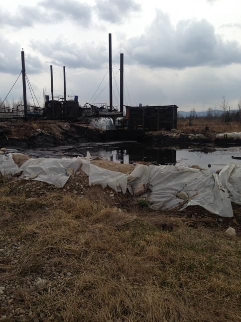 Фото - Переработка нефтеотходов