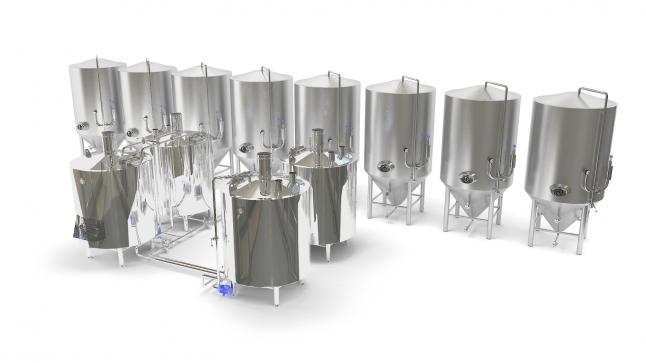 Фото - Пивоварня  с реализацией пива  в сети супермаркетов