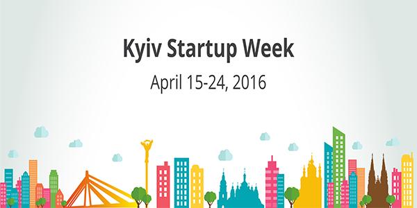 Kyiv Startup Week 2016