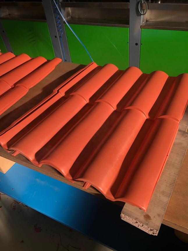 Фото - Покрытие для крыши из материала Эва модифицированного