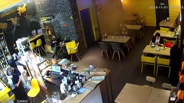 Фото - Кафе-бар в центре Киева