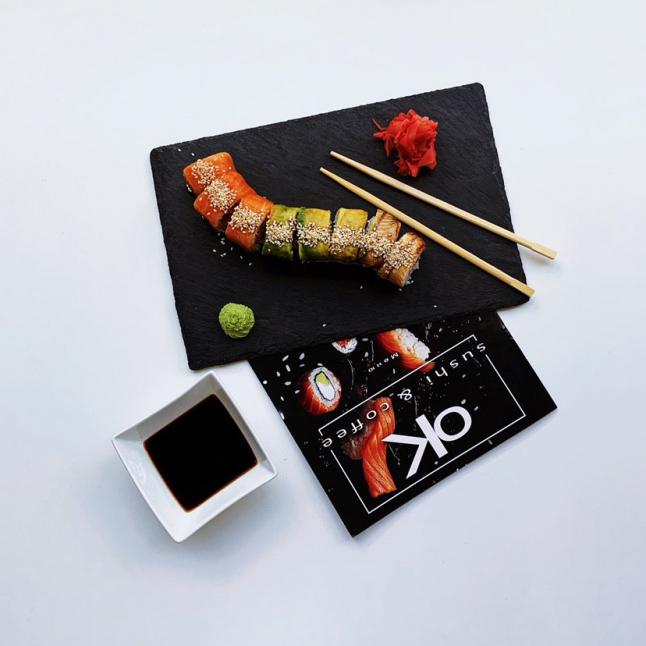 Фото - OK sushi & coffe
