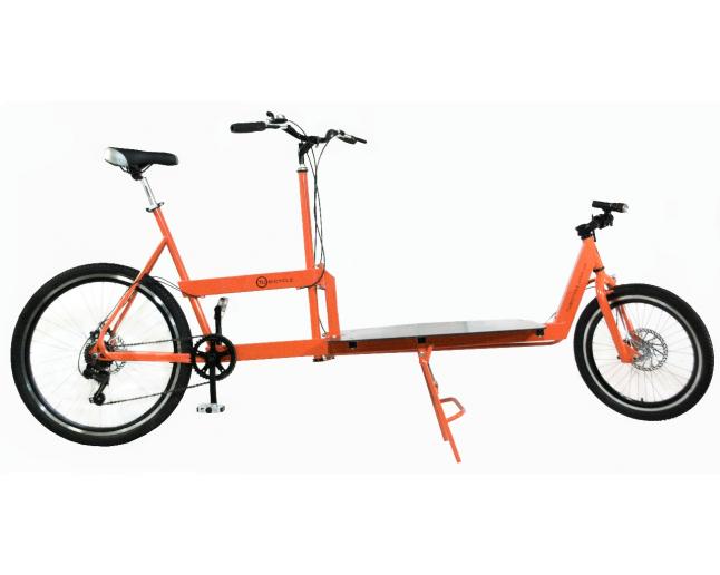 Фото - Производство грузовых велосипедов