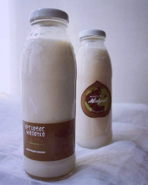 Фото - Ореховое молоко