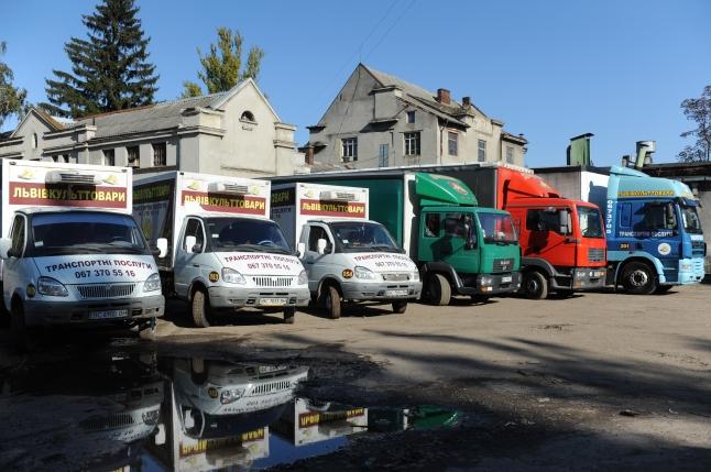 Фото - Транспортная компания — грузоперевозки