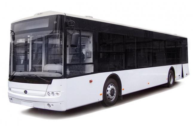 Фото - Переработка дизельного автобуса в электробус в Украине
