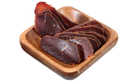 Фото - Вяленое мясо (полесский рецепт)