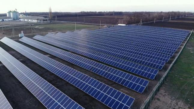 Фото - Развитие солнечных электростанций в Украине