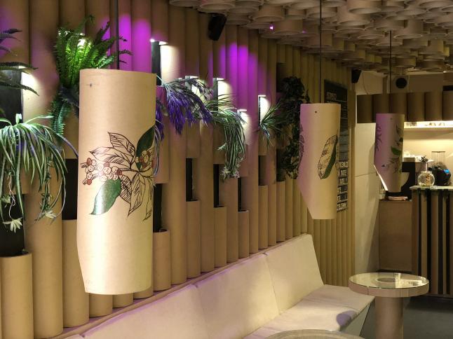 Фото - Оригинальная кофейня в Центре Днепра