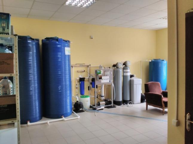 Фото - Разлив и доставка бутилированной воды