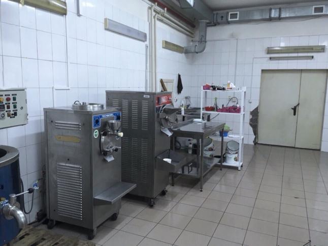 Фото - Производство мороженого